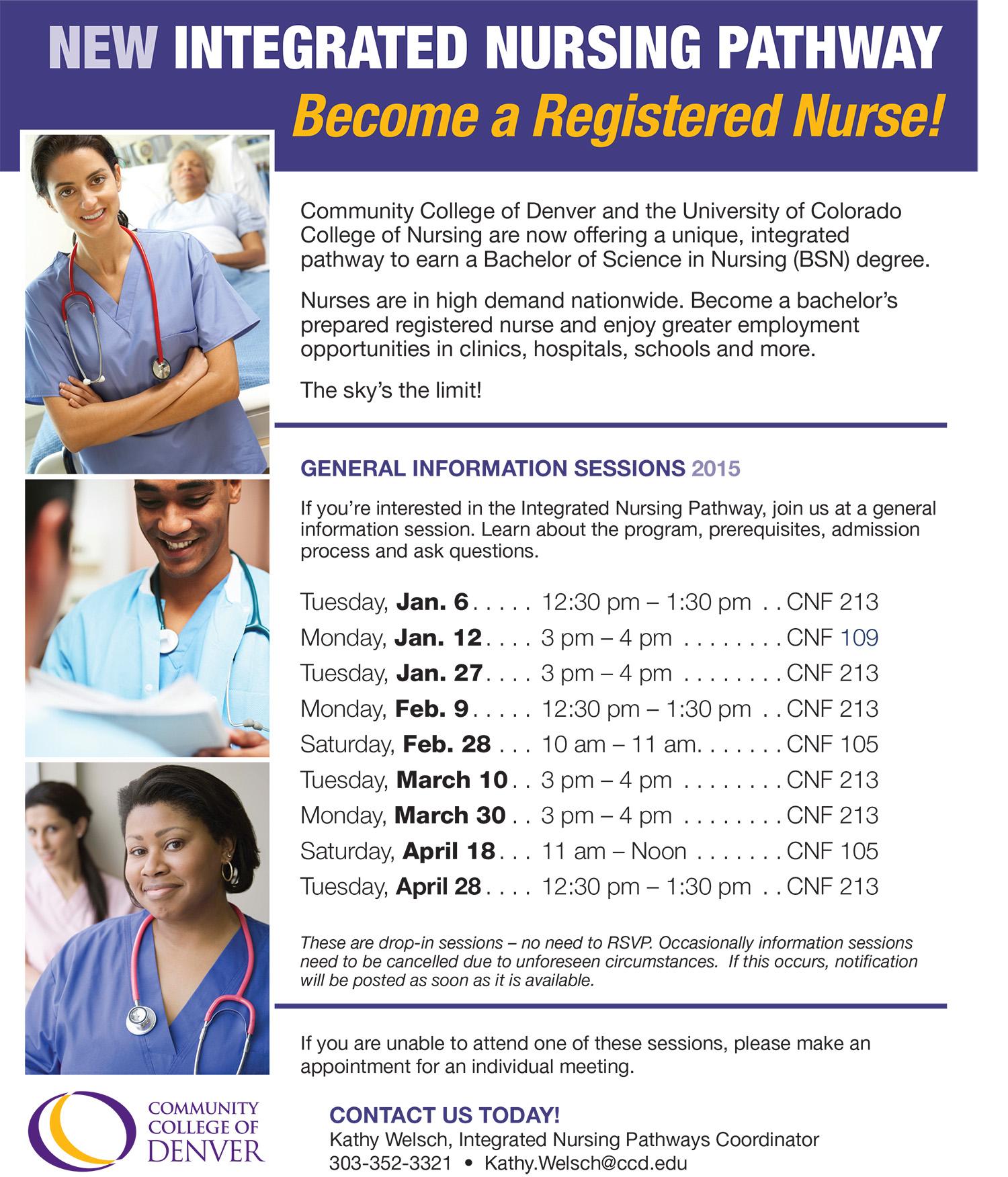 Online Nursing Program Denver