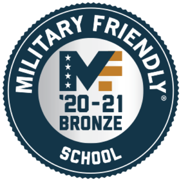 Military Friendly Designation Logo 20-21