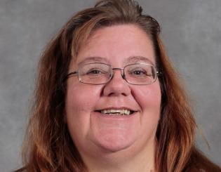 headshot of female intructor