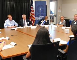 Senator Bennet FAFSA Roundtable Meeting
