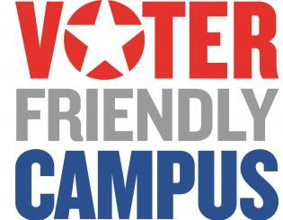 Voter-Friendly Campus Logo