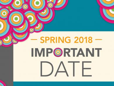 spring semester important date