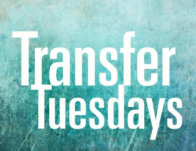 Tackle Your Transfer This Tuesday