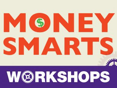 money smarts workshop poster
