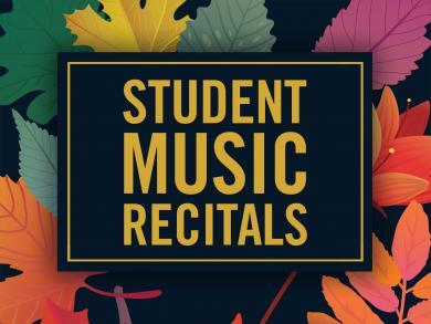 Student Music Recital