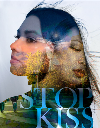 Stop Kiss theater production poster
