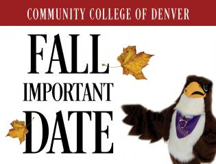 CityHawk Swoop - Fall Important Dates
