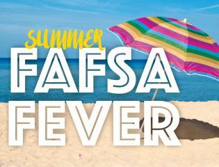 FAFSA Fever poster