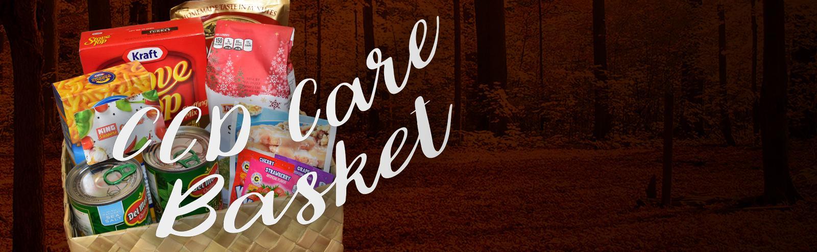 CCD Carebasket slider
