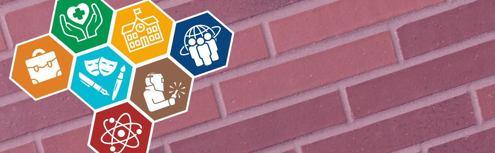 academic pathway icons