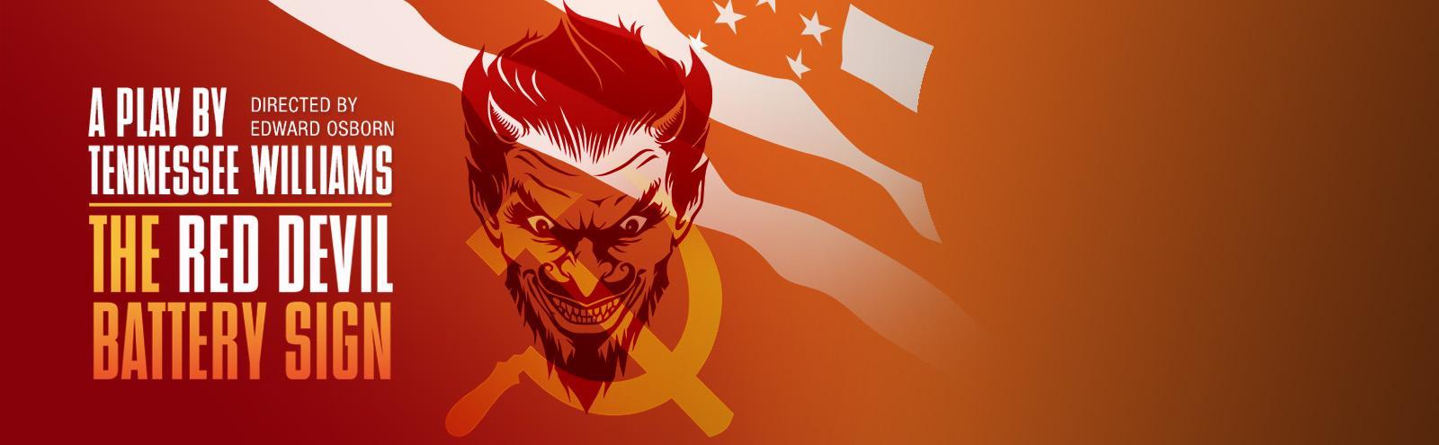red devil poster