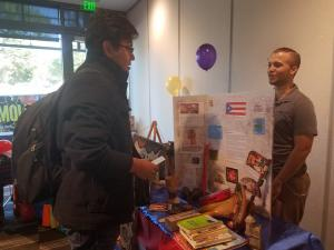 Puerto Rico was represented at the CCD Somos event