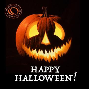 PHOTO CONTEST! Let's see your Halloween Spirit! Snap a photo of your costume and tag @CCDedu for your chance to win a prize. #happyhalloween (Prize winner will be selected by 3 pm today and contacted through PM)