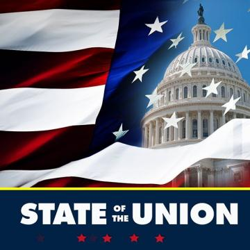 TOMORROW! Join us for a State of the Union Viewing Party with refreshments and games. Feb. 4th at 6pm in Confluence Bldg. Assembly Room. CCD.edu/State-of-the-Union