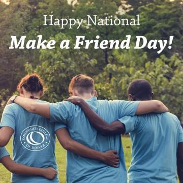 """""""There's not a word yet for old friends who've just met."""" – Jim Henson #MakeAFriendDay"""