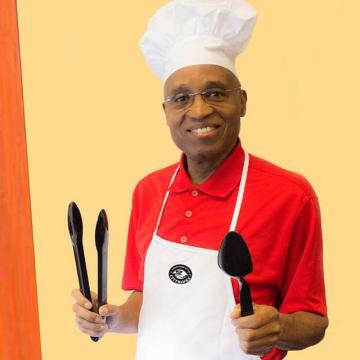 Does President Freeman cook the food? Ask him today at Food with Freeman   12:15 - 1:15 pm   Cherry Creek Bldg. Room 102AB