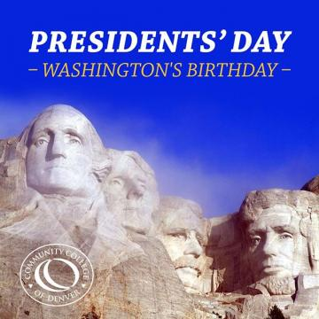 """""""I will prepare and someday my chance will come."""" - President Abe Lincoln. Today with classes in session let's continue to prepare for our big day, CityHawks! #PresidentsDay"""