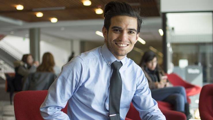 CCD Student Saul Mejia