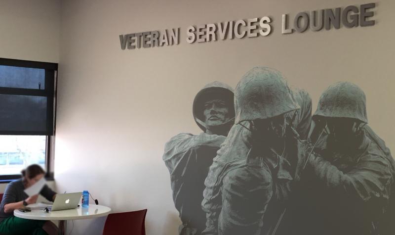 Veterans Lounge
